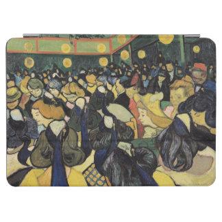 フィンセント・ファン・ゴッホ| Arles 1888年のダンスホール iPad Air カバー