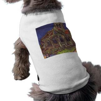 フィンセント・ファン・ゴッホ- Auversの教会 ペット服