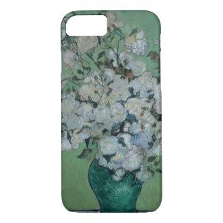 フィンセント・ファン・ゴッホ| Roses 1900年のつぼ iPhone 8/7ケース