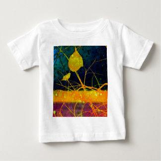 フィンチの日没 ベビーTシャツ
