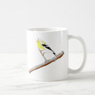 フィンチ コーヒーマグカップ