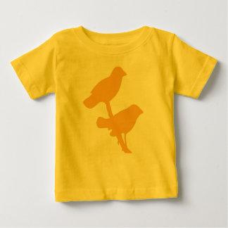 フィンチ ベビーTシャツ