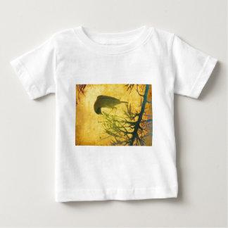 フィンチAntiquedギフト ベビーTシャツ