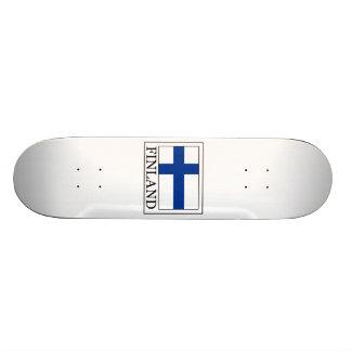 フィンランドのスケートボード スケートボード
