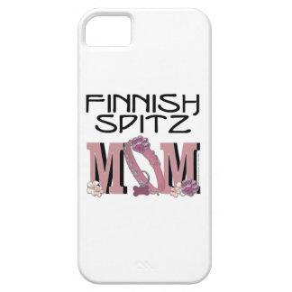 フィンランドのスピッツのお母さん iPhone SE/5/5s ケース