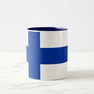 フィンランドのマグ ツートーンマグカップ