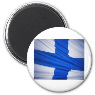 フィンランドの旗 マグネット