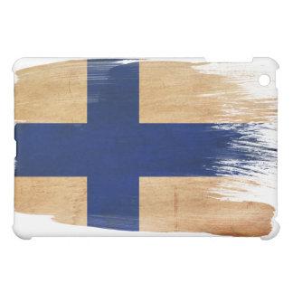 フィンランドの旗 iPad MINIケース