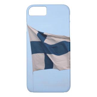 フィンランドの旗 iPhone 8/7ケース