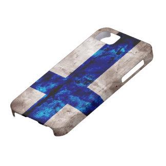 フィンランドの旗 iPhone SE/5/5s ケース