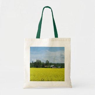 フィンランドの田舎バッグ-スタイル及び色を選んで下さい トートバッグ