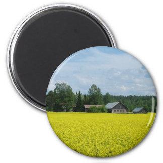 フィンランドの田舎磁石 マグネット
