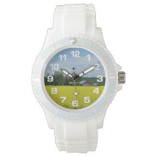 フィンランドの田舎腕時計 腕時計