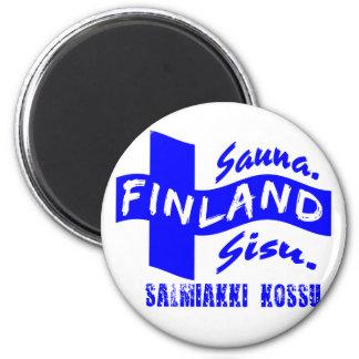 フィンランドの磁石 マグネット