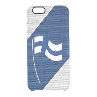 フィンランド クリアiPhone 6/6Sケース