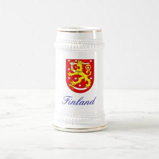 フィンランド ビールジョッキ
