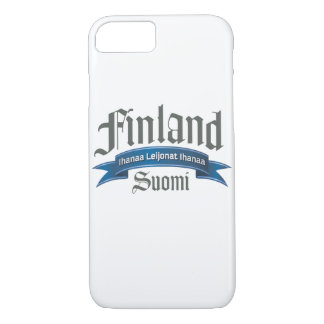 フィンランドIhanaa Leijonat iPhone 8/7ケース