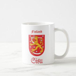 フィンランドSisuのコーヒー・マグ コーヒーマグカップ