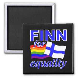 フィン4の平等の磁石 マグネット