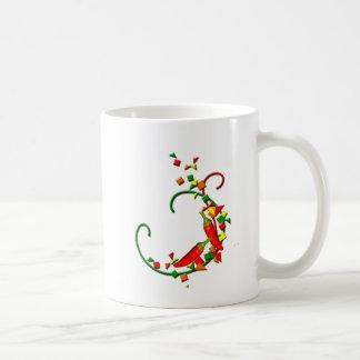 フェスタのチリペッパーのマグ コーヒーマグカップ
