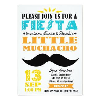 フェスタのベビーシャワーの招待状 カード