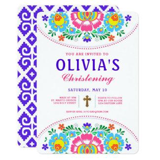 フェスタの《キリスト教》洗礼式や命名式の招待状 カード