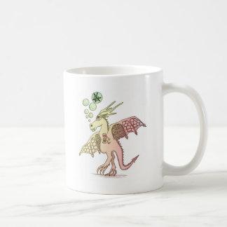 フェスティバルのドラゴン コーヒーマグカップ