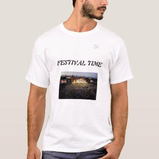 フェスティバルのワイシャツ Tシャツ