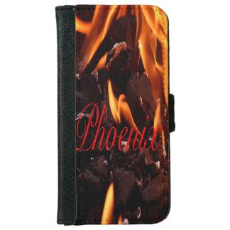 フェニックスのアルバムカバーウォレットケース iPhone 6/6S ウォレットケース