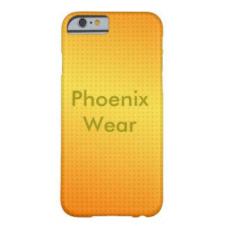 フェニックスの例MK2 BARELY THERE iPhone 6 ケース