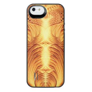 フェニックスの火 iPhone SE/5/5sバッテリーケース