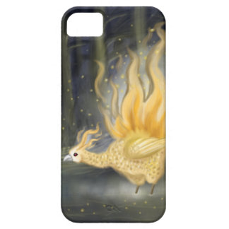 フェニックスの鳥の電話箱 iPhone SE/5/5s ケース