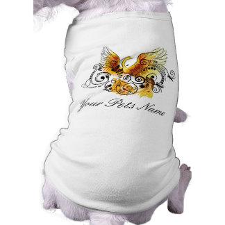フェニックスはあなたの犬のTシャツをカスタマイズ ペット服