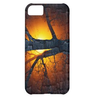 フェニックス木 iPhone5Cケース