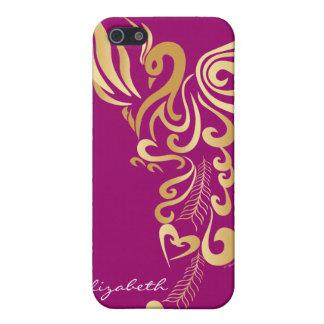 フェニックス金上昇のSpeckの箱 iPhone 5 Cover