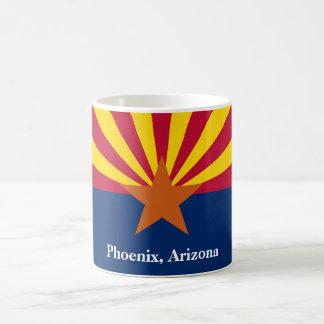 フェニックス、アリゾナ コーヒーマグカップ