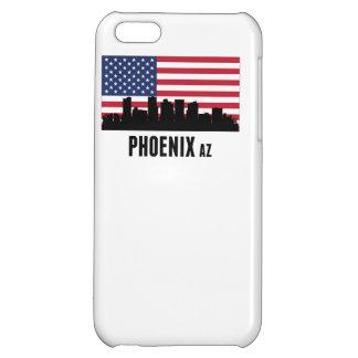 フェニックスAZの米国旗 iPhone5C カバー