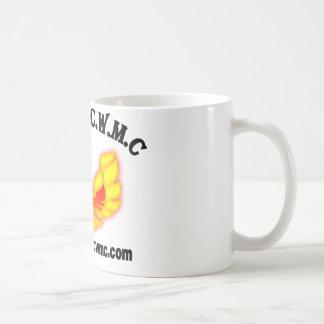 フェニックスCWMCのロゴ コーヒーマグカップ