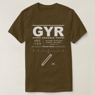 フェニックスGoodyear空港GYR Tシャツ