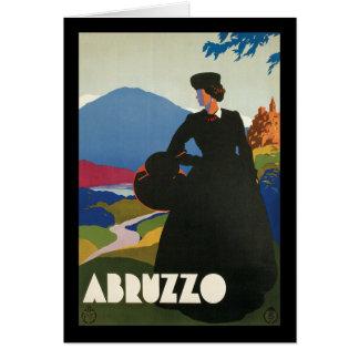 フェラーリアブルッツォイタリア カード