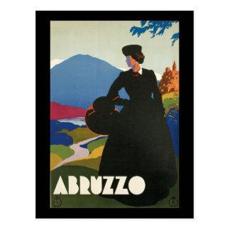 フェラーリアブルッツォイタリア ポストカード
