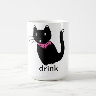 フェリシア都市猫のコップ コーヒーマグカップ