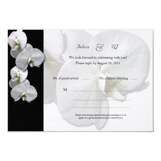 フェリシアRSVPの招待状 カード