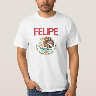 フェリペの姓 Tシャツ