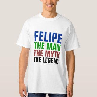フェリペ人、神話、伝説 Tシャツ