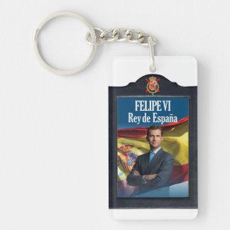 フェリペVI Rey de Espanaa キーホルダー