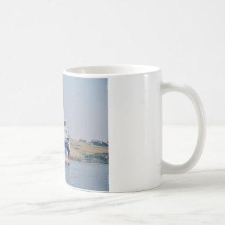 フェリー緑葉カンランNakliyat-3 コーヒーマグカップ