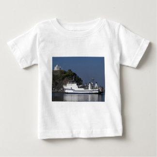 フェリーAeolis ベビーTシャツ