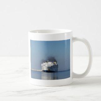 フェリーLissos コーヒーマグカップ