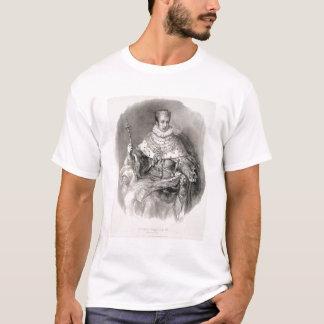 フェルディナントI (1793-1875年)、ロンバルディアヴェネト共和国の王、 Tシャツ